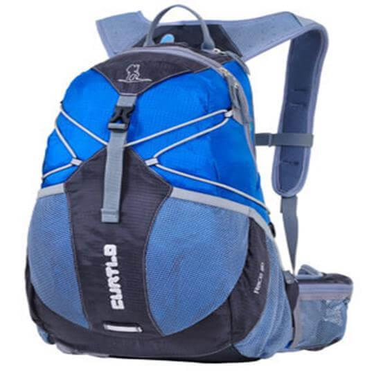 Mochila Race (Preto/Azul)  (20L) - Curtlo