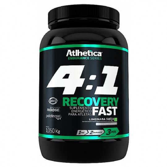 Recovery Fast 4:1 (1050g) - Atlhetica Nutrition | LIQUIDAÇÃO