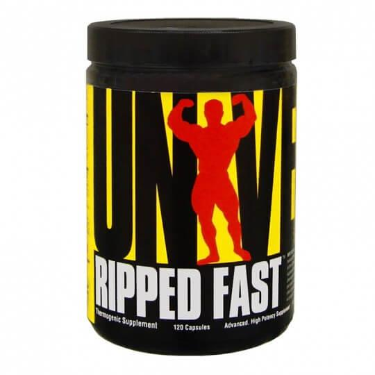 Ripped Fast (120 caps) - Universal Nutrition