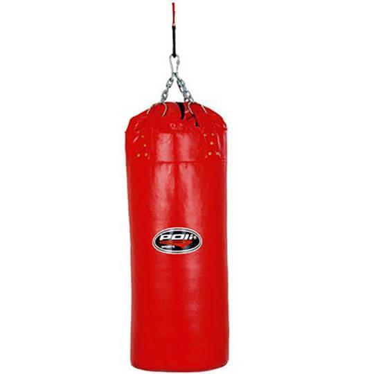 Saco de Pancadas 90cm (Vermelho) - Polimet