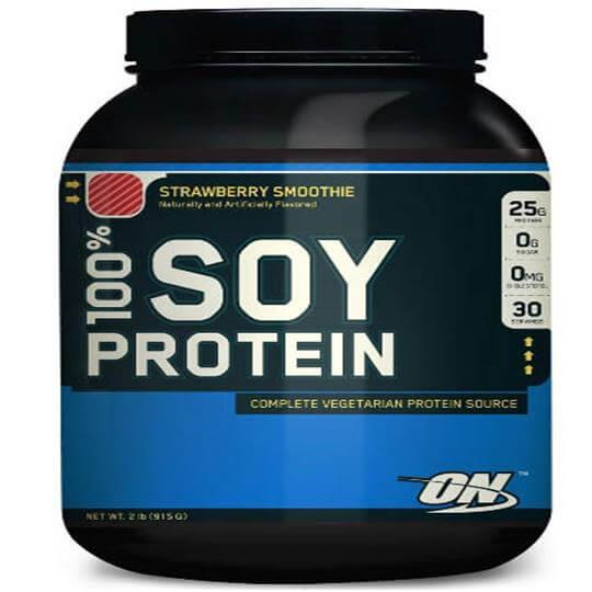 100% Soy Protein (945) - Optimum Nutrition