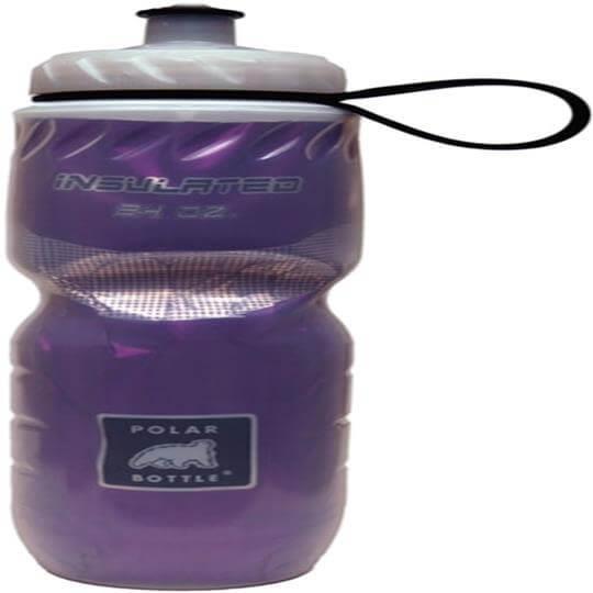 Garrafa Térmica Roxa (710ml) - Polar Bottle