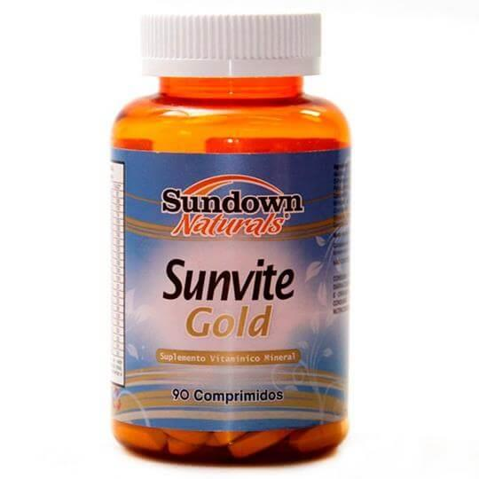 Sunvite Gold (90comp) - Sundown