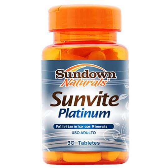 Sunvite Platinum (30tabs) - Sundown
