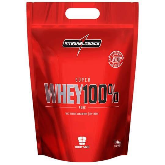 Super Whey 100% Pure (1,8Kg) - Integralmédica