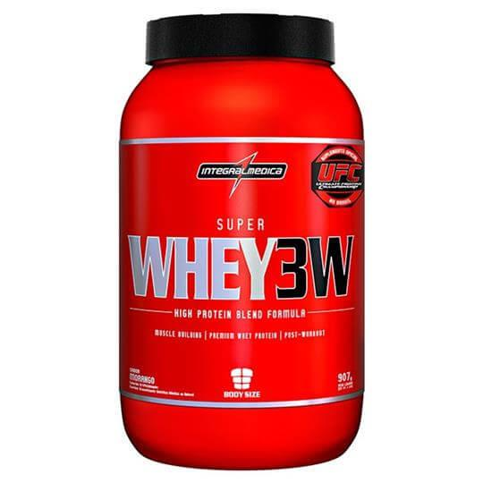 Super Whey 3W Body Size (907g) - Integralmédica