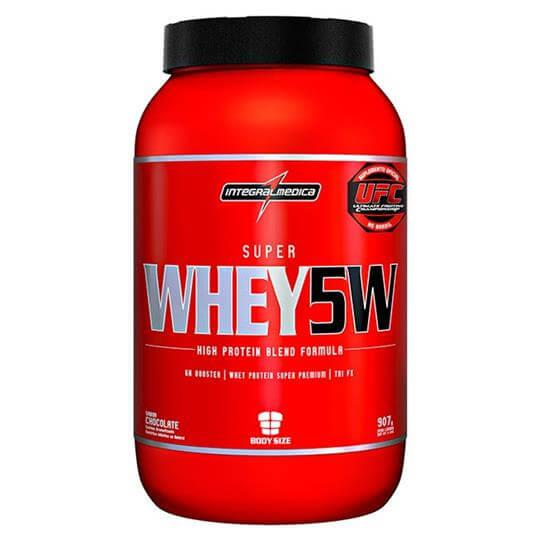 Super Whey 5W Body Size (907g) - Integralmédica