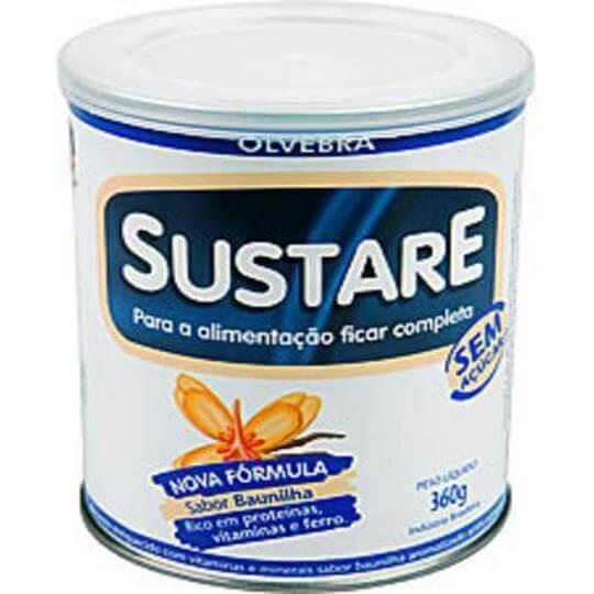 Sustare Sem Açúcar (360g) - Olvebra