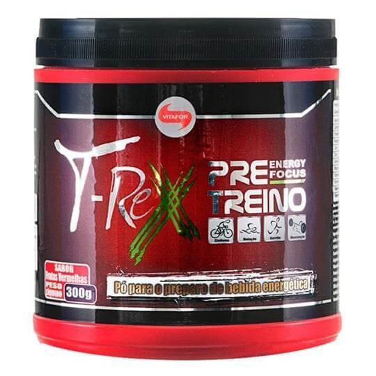 T-Rex Pré Treino (300g) - Vitafor