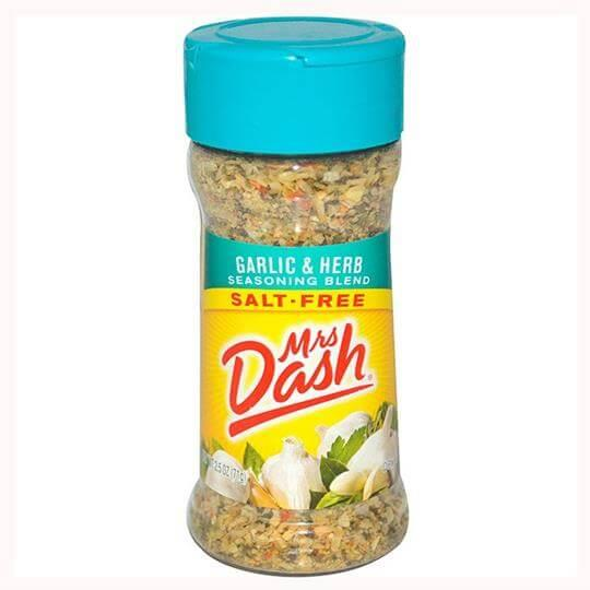 Tempero Garlic Herb (Alho e Ervas) (71g) - Mrs Dash