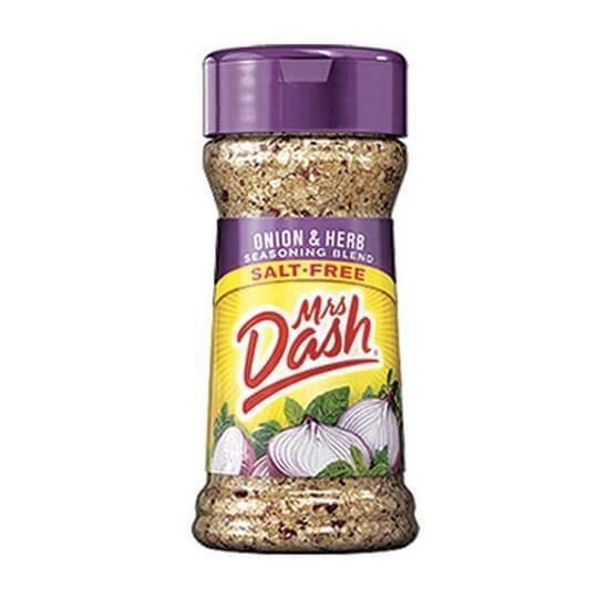 Tempero Onion Herb (Cebola e Ervas) (71g) - Mrs Dash