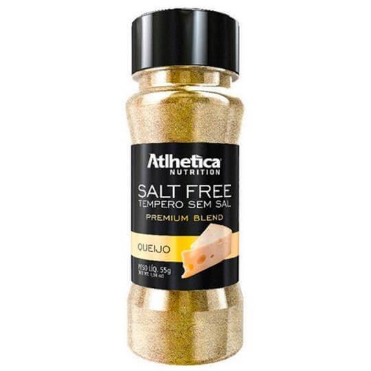 Tempero Salt Free Queijo (55g) - Atlhetica Nutrition
