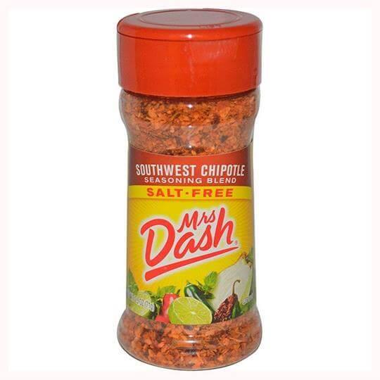 Tempero Southwest Chipotle (71g) - Mrs Dash
