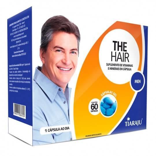The Hair Men (60caps)  -Tiaraju
