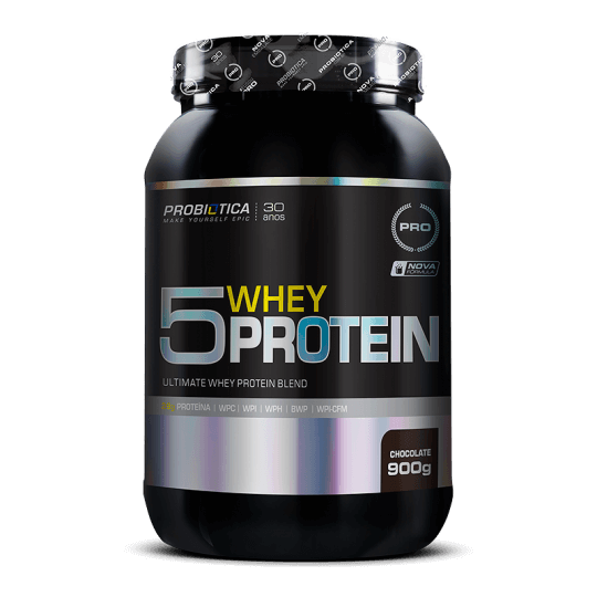 Ultimate 5 Whey Protein (900g) Probiótica