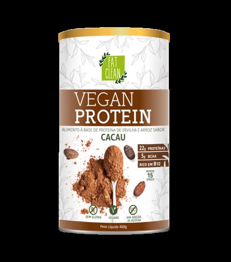 Vegan Protein Cacau 450g - Eat Clean