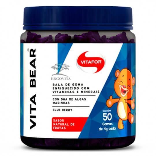 Vita Bear (50 gomas) - Vitafor