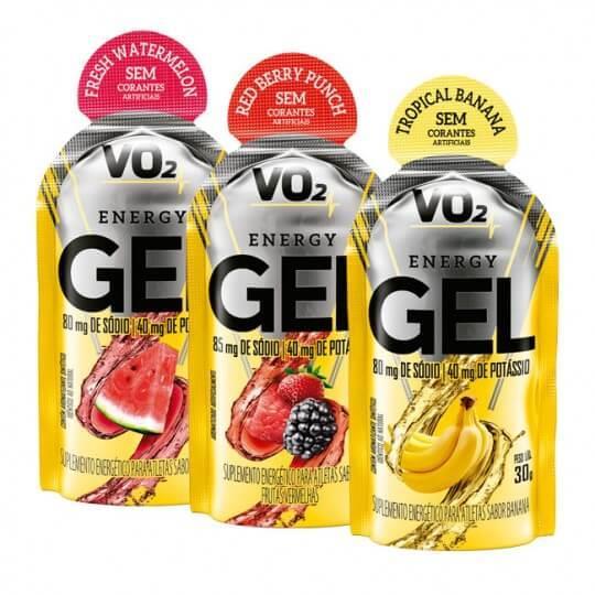 VO2 Energy Gel (30g) - Integralmédica