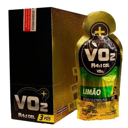 VO2 Gel Pós-treino (30g) (Caixa c/ 10 Unidades)- Integralmédica