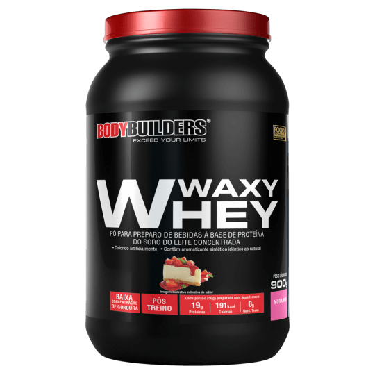 Waxi Whey (900g) BodyBuilders-Chocolate