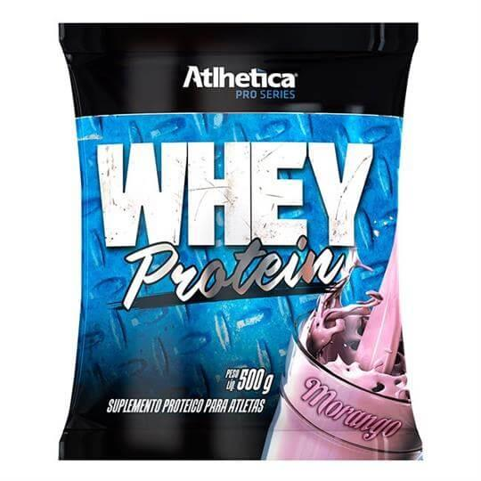 Whey Protein Pro Series (500g) - Atlhetica Nutrition