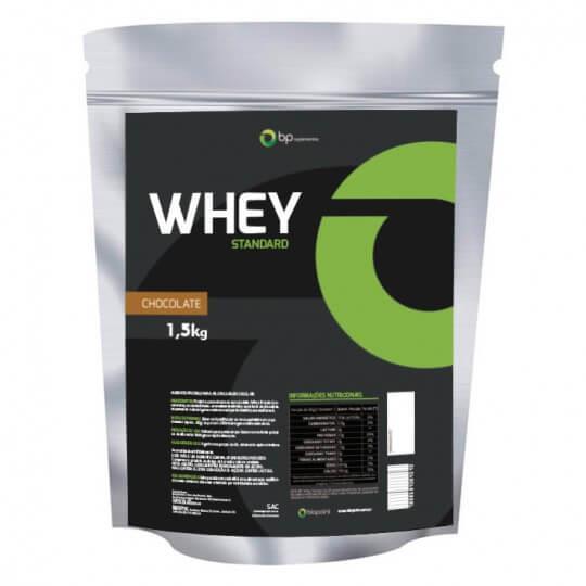 Whey Standard 100% (1,5kg) - BP Suplementos