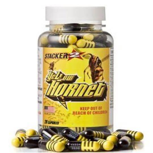 Yellow Hornet (20caps) - Stacker