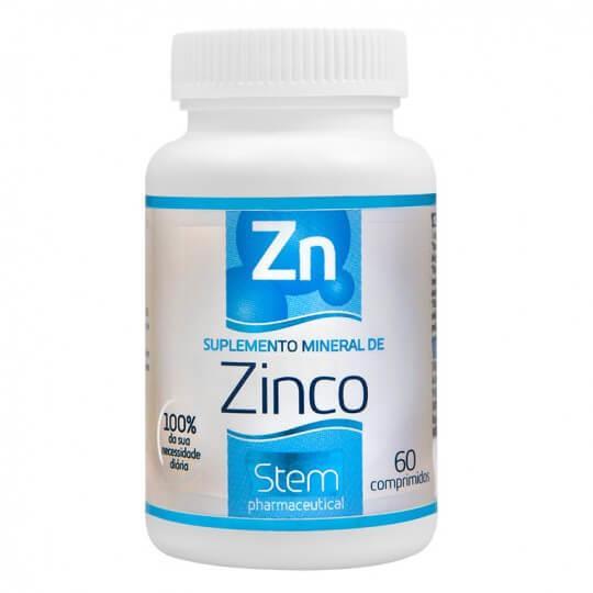 Zinco (60comps) - Stem