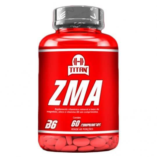 ZMA (60caps) - Titan