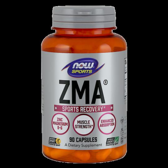 ZMA 90 Caps - Now Sports