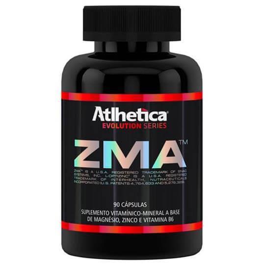 ZMA (90caps) - Atlhetica Nutrition