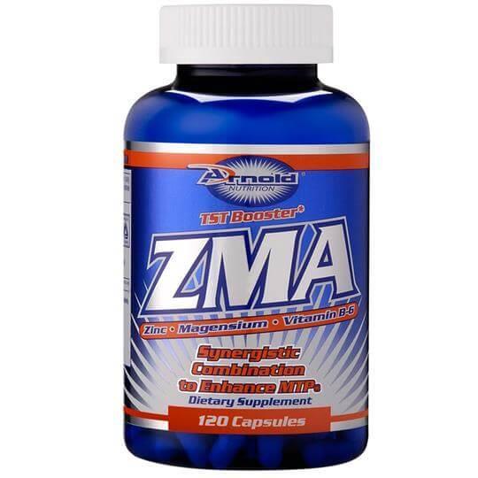 ZMA (120caps) - Arnold Nutrition