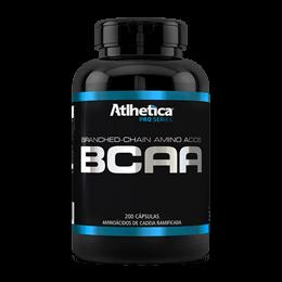BCAA (200caps) Atlhetica Nutrition