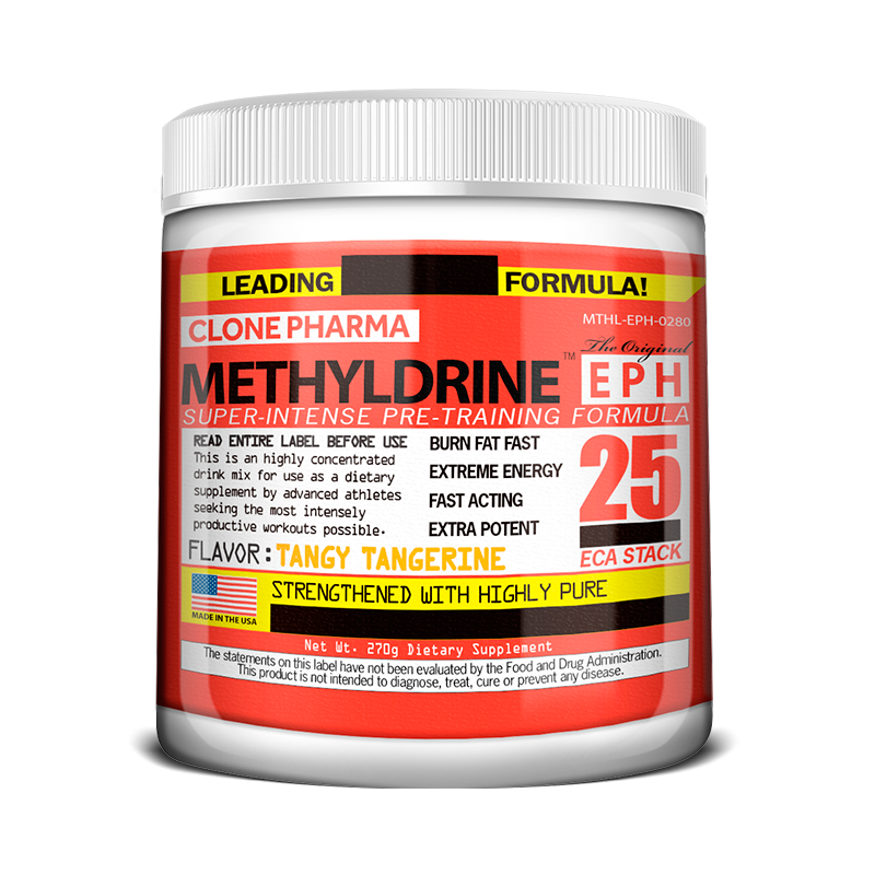 Methyldrine EPH (270g) Clone Pharma
