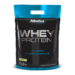Whey Protein (1 8kg-Refil) Atlhetica Nutrition
