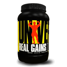 Real Gains (1727g) Universal Nutrition -Banana