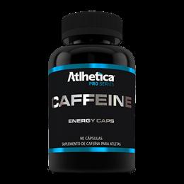 Caffeine Pro Series (90caps) Atlhetica Nutrition