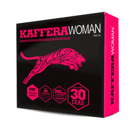 Kaffera Woman (30caps) Nutrilatina