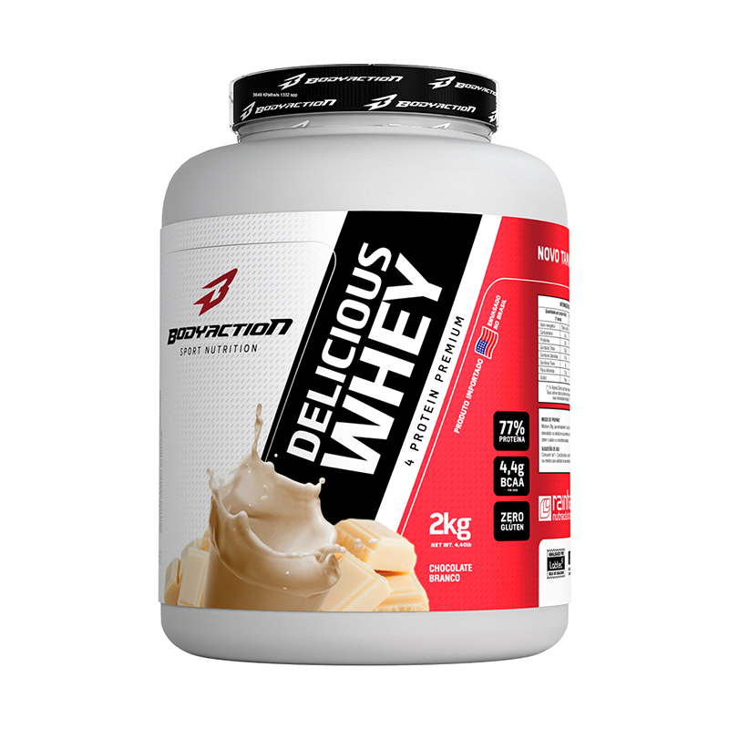 Delicious Whey (2kg) Body Action
