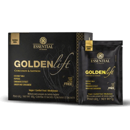 Golden Lift ( 15 Sachês de 7g) Essential Nutrition