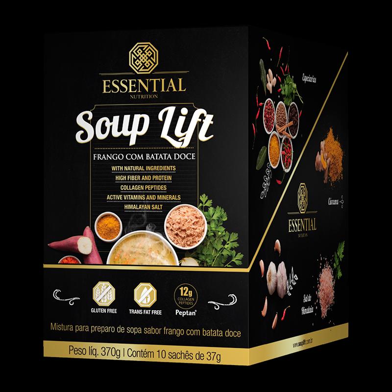 Soup Lift (10Sachês-31g) Essential Nutrition