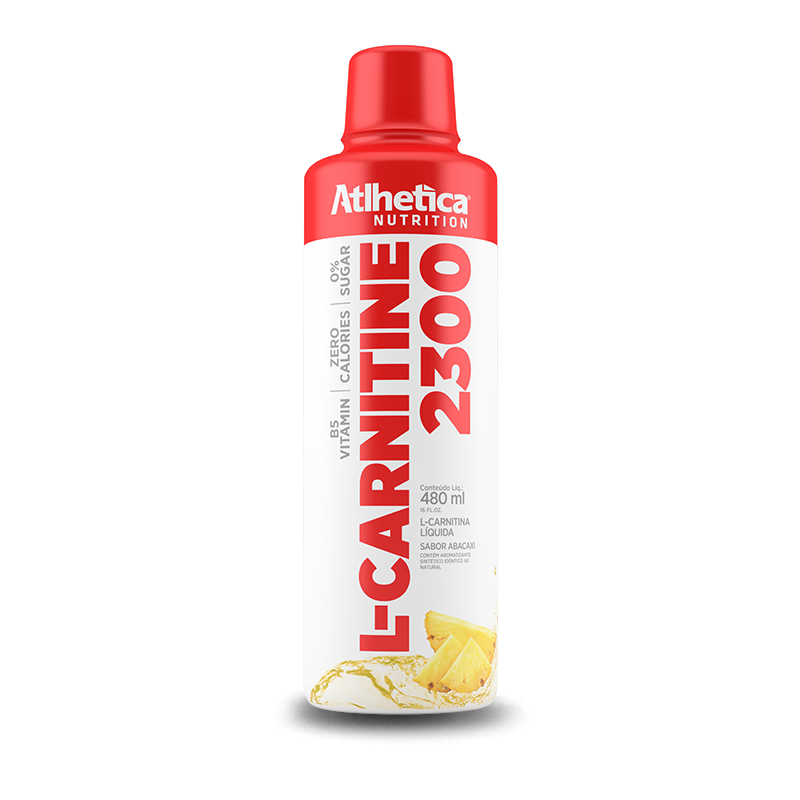 L-Carnitine 2300 (480ml) Atlhetica Nutrition