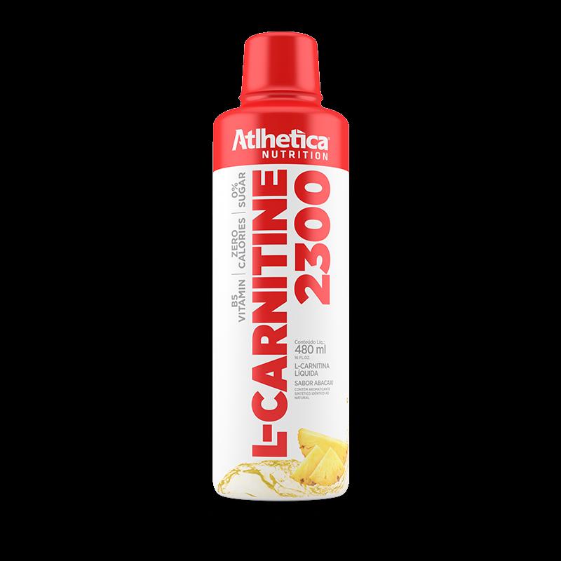 L-Carnitine 2300 (480ml) Atlhetica Nutrition