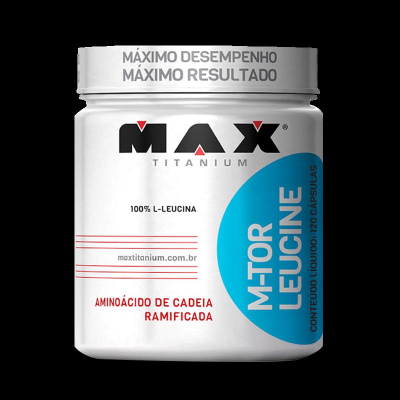 m-TOR Leucine (120caps) Max Titanium