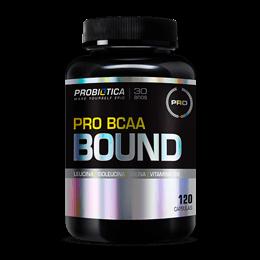 Pro BCAA Bound (120caps) Probiótica