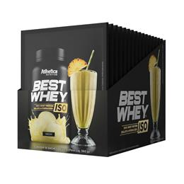 Best Whey Iso (15sachês-27g) Atlhetica Nutrition