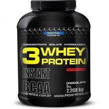3 Whey Protein (2268g) - Probiótica