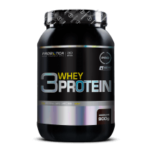 3 Whey Protein (900g) Probiótica-Chocolate