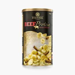 Beef Protein (420g) Essential Nutrition-Banana com Canela