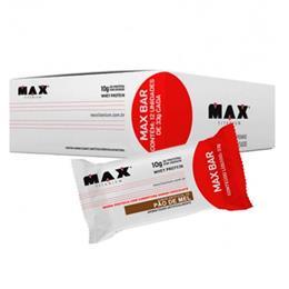 Max Bar (12unid-33g) Max Titanium-Pão de Mel